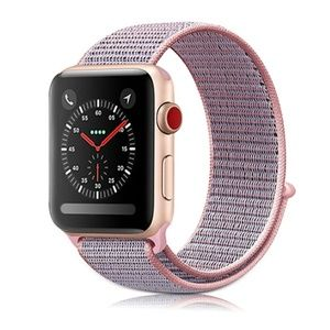 Accessories - ❤️NEW Pink Sand Sport Loop Strap For Apple Watch
